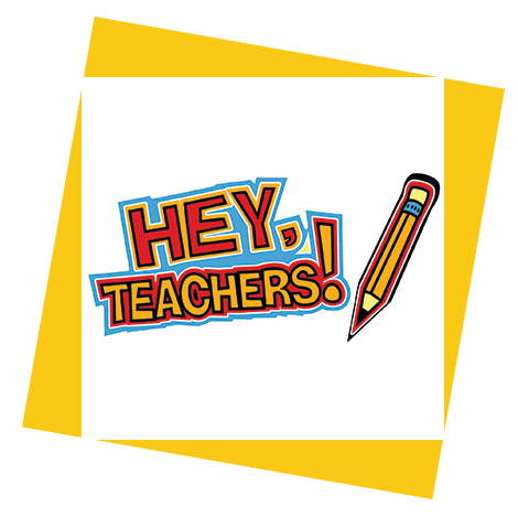 Hey Teachers logo