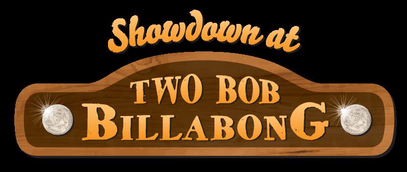 Two Bob logo